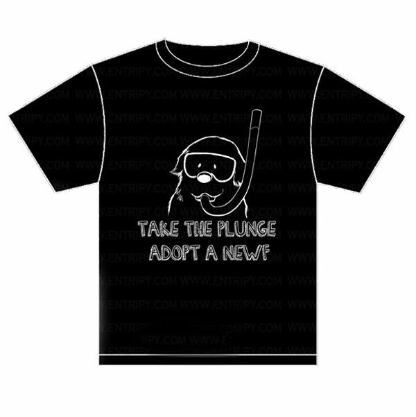 Take the Plunge tee