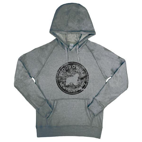 Proud Owner Men's Hoody (grey)