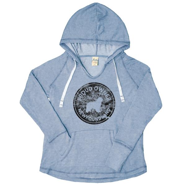 Proud Owner Women's Hoody (indigo)